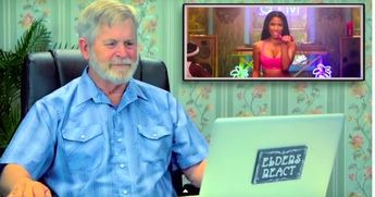 Watch Elders React To Nicki Minaj's Anaconda In This Hilarious Video